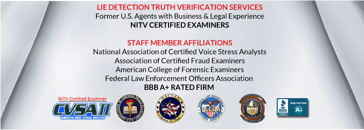 lie detection truth verification services